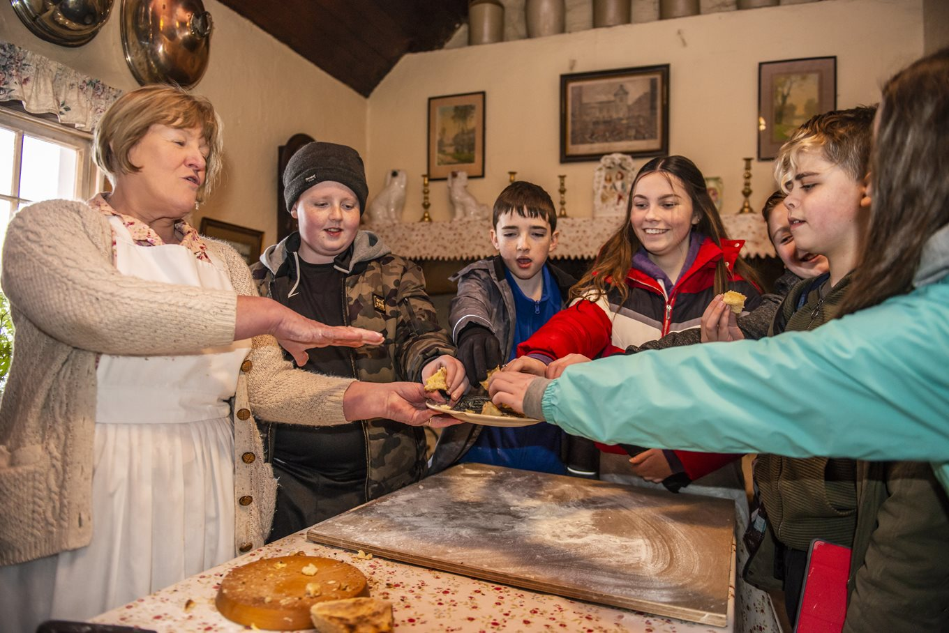 Educational Aims of Bunratty Castle and Folk Park