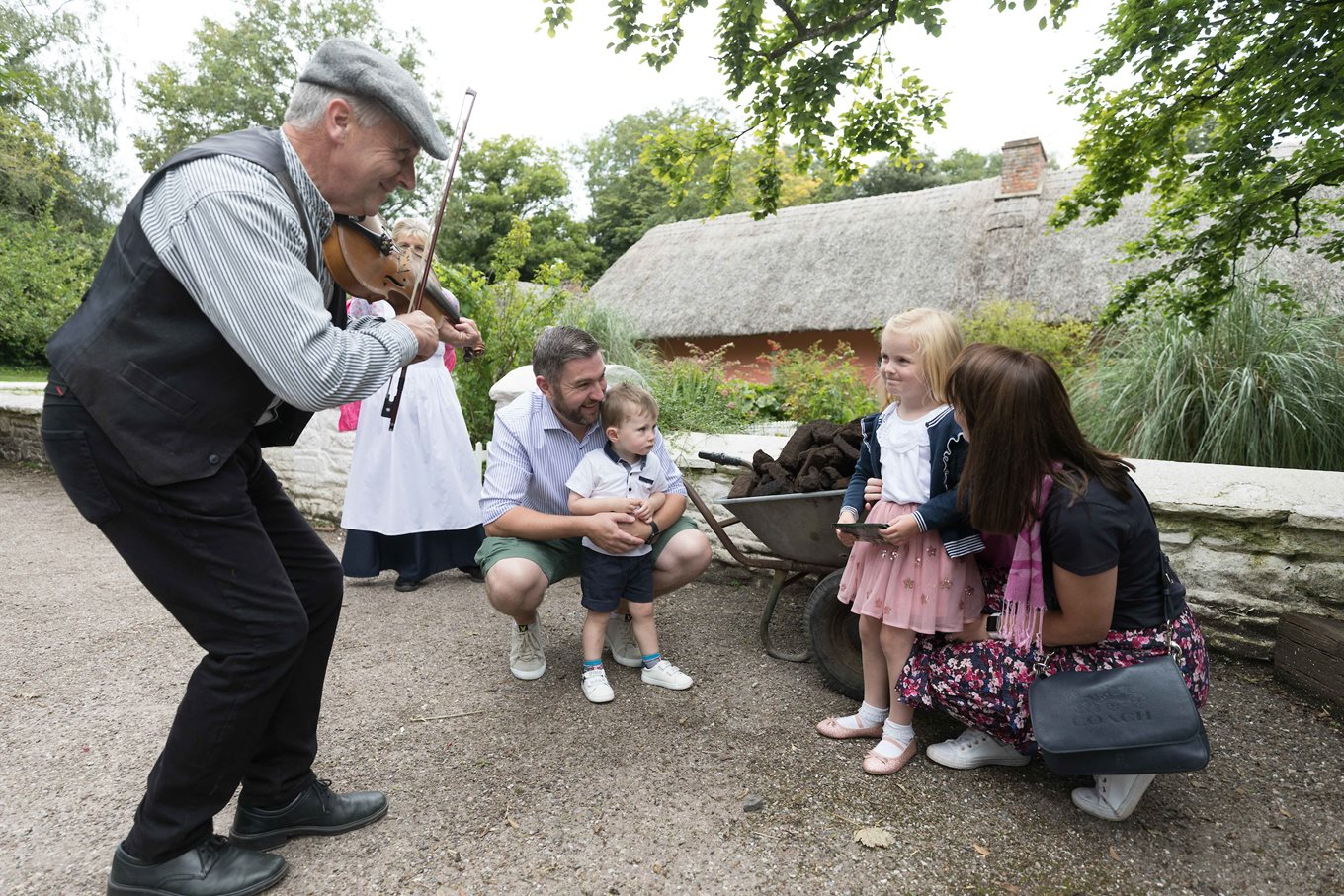 Bunratty Folk Park Among Outdoor Sites to Reopen to the Public