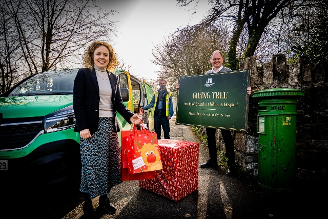 Hundreds of toys collected at Bunratty Castle & Folk Park for Crumlin Children's Hospital