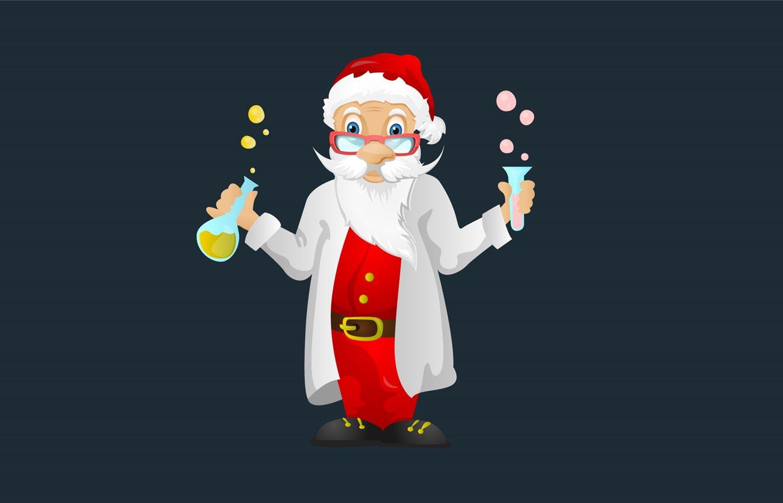 Santa's Crafty Science Lab Saturday