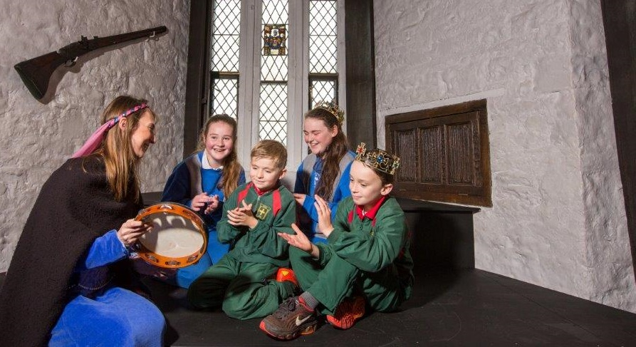 Bunratty Castle & Folk Park is Ireland's most iconic and much loved days out for School Tours.