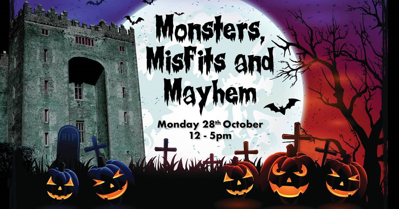 Halloween at Bunratty Castle and Folk Park