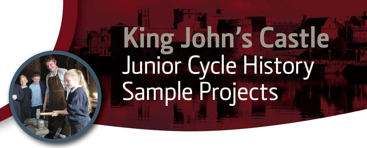 The Junior Cycle and King John's Castle