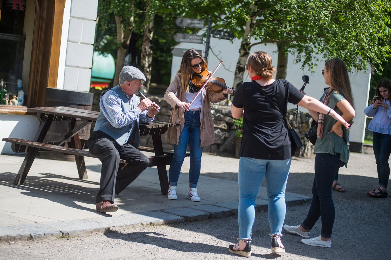 An Afternoon of Traditional Irish Music, Storytelling & Dance