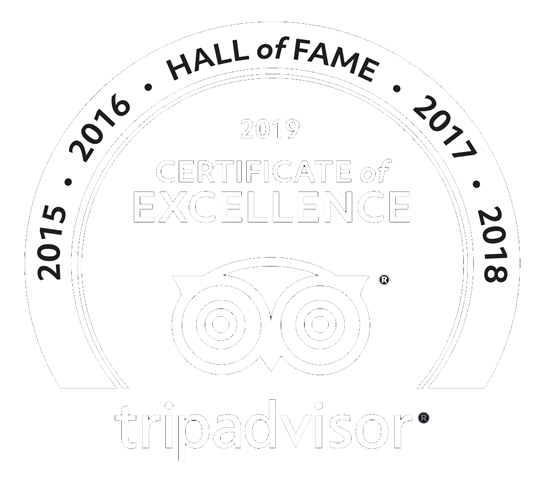 2019 Certificate of Excellence Hall of Fame